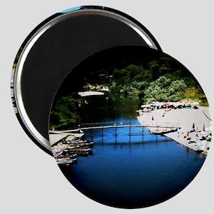 SHP Blue Water Logo Magnet