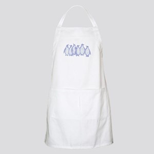 Blue Penguins BBQ Apron