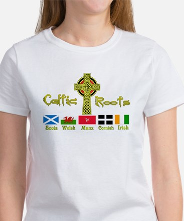 My Celtic Heritage. Women's T-Shirt