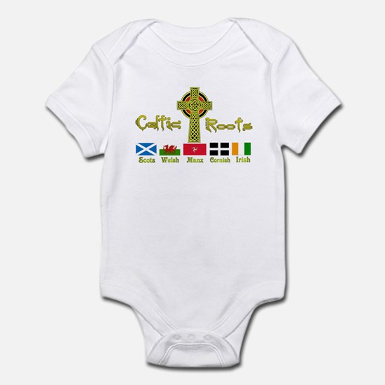 My Celtic Heritage. Infant Bodysuit