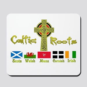 My Celtic Heritage. Mousepad