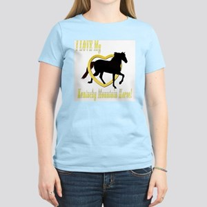 I Love My Kentucky Mountain! Women's Light T-Shirt