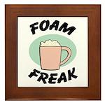 Foam Freak Framed Tile