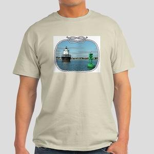 Butler Flats Lighthouse Light T-Shirt