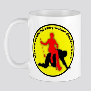 Men are wonderful every woman Mug