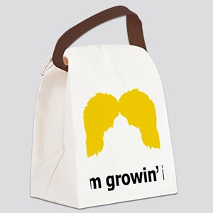 Mustache-034-A Canvas Lunch Bag