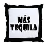 Drinking Throw Pillow