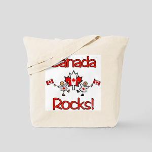Canada Rocks! Tote Bag