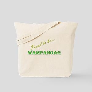 Wampanoag Tote Bag