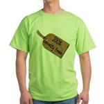 1oo% Cruelty Free 2 Green T-Shirt