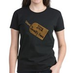 1oo% Cruelty Free 2 Women's Dark T-Shirt