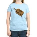 1oo% Cruelty Free 2 Women's Light T-Shirt
