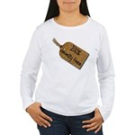 1oo% Cruelty Free 2 Women's Long Sleeve T-Shirt