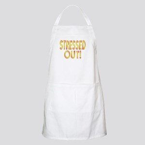 ...Stressed Out!... Apron
