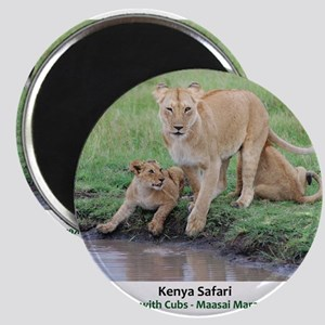 Kenya Cover Magnets