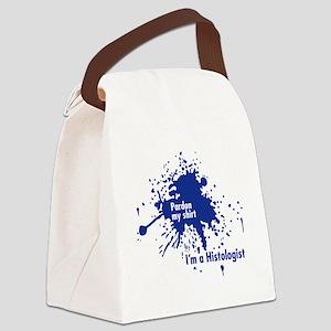 Im a Histologist Canvas Lunch Bag