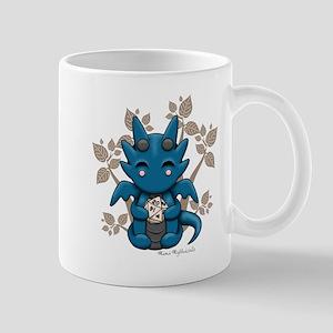 Kawaii Dice Dragon Mugs