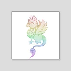 Pastel Rainbow Griffin Sticker
