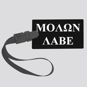 Come and Take It (Molon Labe Hon Large Luggage Tag
