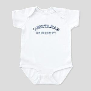 Libertarian University Infant Bodysuit