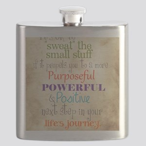 Work Word of the Day Sweat the Small Stuff S Flask