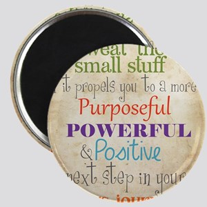 Work Word of the Day Sweat the Small Stuff  Magnet