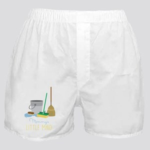 Mommy's Little Maid Boxer Shorts