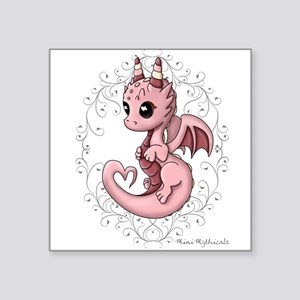 Love Dragon Sticker