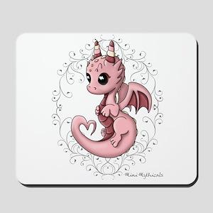 Love Dragon Mousepad