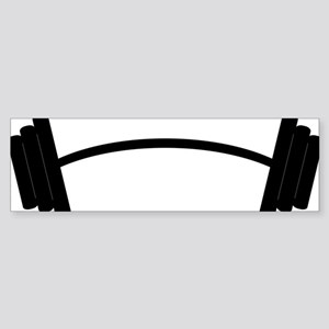Heavy Lifting Sticker (Bumper)