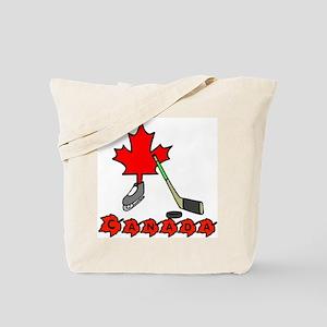 Canada is Hockey Tote Bag