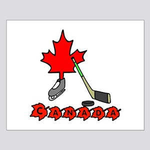 Canada is Hockey Small Poster