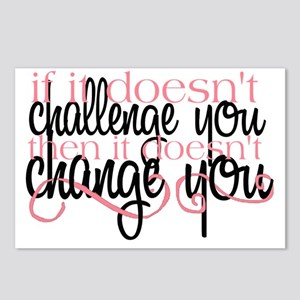 Challenge Postcards (Package of 8)