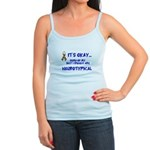 Neurotypical friends Jr. Spaghetti Tank