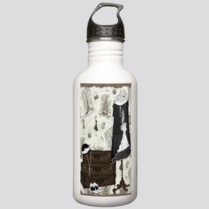 Gatsby In Paris Journa Stainless Water Bottle 1.0L