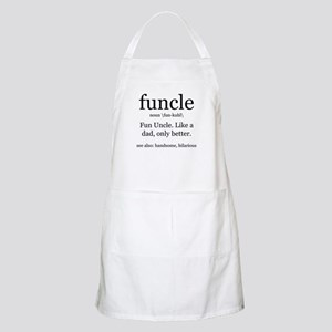 Fun Uncle definition Light Apron