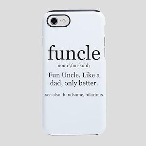 Fun Uncle definition iPhone 7 Tough Case