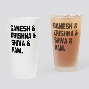 The Gods Drinking Glass