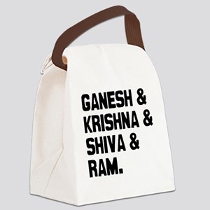 The Gods Canvas Lunch Bag