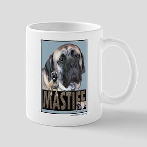 Mastiff Kiss Mug