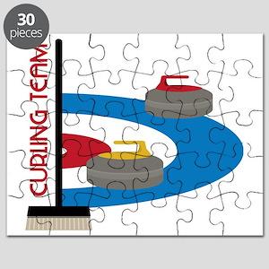 Curling Team Puzzle