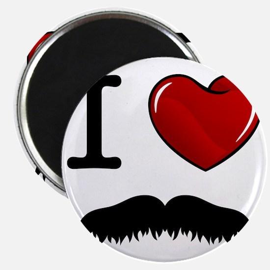 Mustache-008-A Magnet