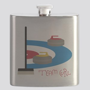 Team Curl Flask