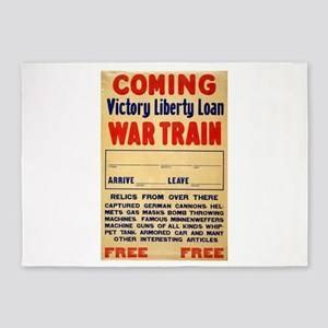 Coming Victory Liberty Loan War Train - anonymous