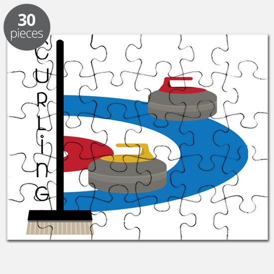 Curling Field Puzzle