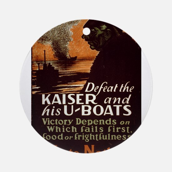Defeat The Kaiser and His U-Boats - anonymous - 19