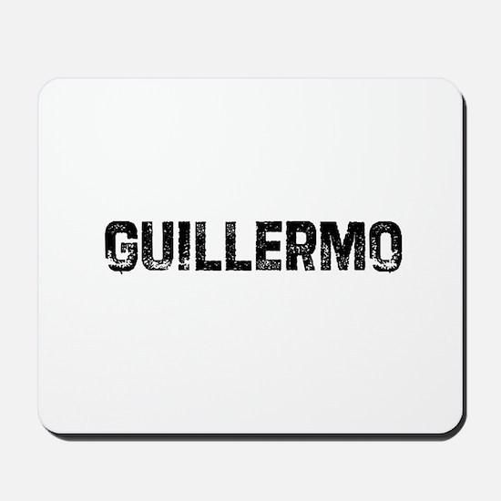 Guillermo Mousepad