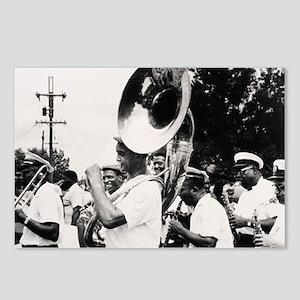 usa tuba history 0 Postcards (Package of 8)