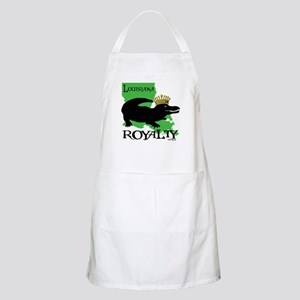 Louisiana Royalty BBQ Apron