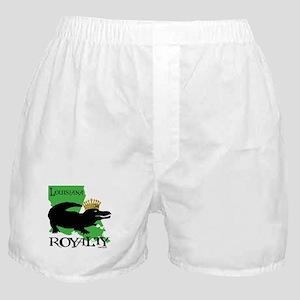 Louisiana Royalty Boxer Shorts
